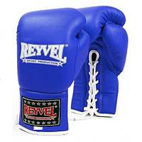Боксерские перчатки PRO REYVEL кожа 10 oz.