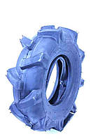 Шина мотоблока 4,00-7 с камерой на мотоблок с двигателем 170F- 4л.с