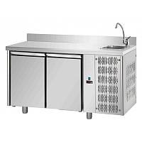 Холодильный стол 2 двери Tecnodom TF 02 EKO GN