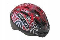 Шлем детский MARK красный XS/S(47-51см)