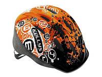 Шлем детский MARK оранжевый S/M (51-54см)