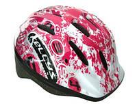 Шлем детский MARK розовый XS/S(47-51см)