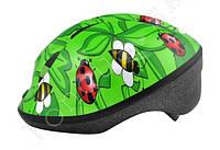 Шлем Longus FUNN 2.0 зеленый Turn fit, размер 48-54cm
