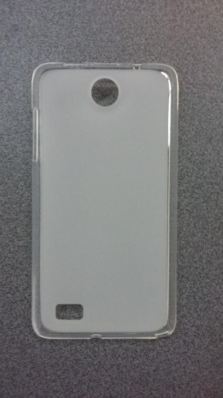 Силиконовый чехол для Lenovo A656/ A766 цвет ассорти