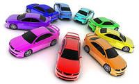 Автомобільні фарби, лаки і грунтівки