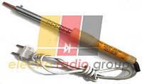 Паяльник 40 Вт. Деревянная ручка, производство Запорожье
