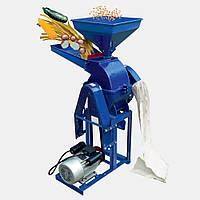 Кормоизмельчитель ДТЗ КР-20C  (зерно + початки кукурузы + овощи + фрукты + стебли, 600 кг/ч) 3000 Вт