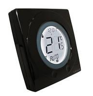 Термостат недельный сенсорный ST620PB, черный