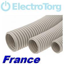 Труба гофрированная Франция 25 мм
