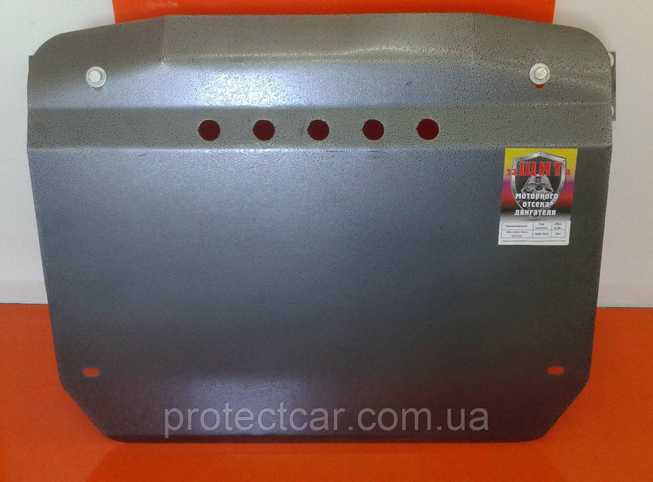 Защита двигателя Volkswagen CRAFTER (2006-2012) Крафтер