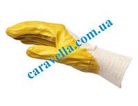 Перчатки с нитриловым покрытием XL, код 089941010