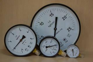 Манометры показывающие, вакуумметры, мановакуумметры