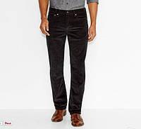 Вельветовые брюки Levi's 514™ Straight Fit Corduroy Pant Black