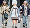 Детская мода на 2017 год