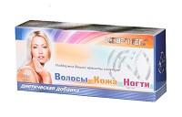Волосы Кожа Ногти (40 таб., Кортес)  - для тех, кто хочет иметь красивые волосы, здоровые ногти, кожу