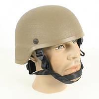 Каска, шлем страйкбольный MICH 2000