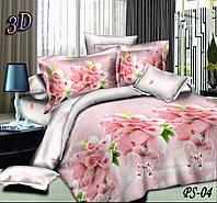 Комплект постельного белья Тет-А-Тет евро  PS-04