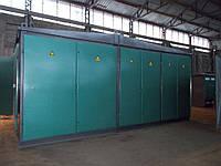 Комплектная трансформаторная подстанция 2КТПГС 630/10(6)/0.4 кВа (для городских сетей с двумя тр-ми)