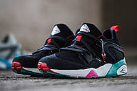 Кроссовки Puma Trinomic Black/Red