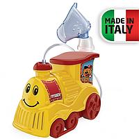 Детский компрессорный небулайзер (ингалятор) Dr.Frei Turbo Train