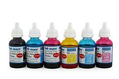 Чернила для 6-ти цветных принтеров и МФУ Epson