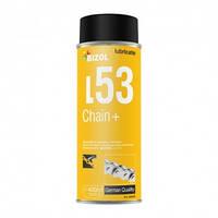 Смазка для цепей BIZOL Chain+ l53 0,4л