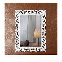 Декоративное зеркало для ванной комнаты Marsan Angelique 750x1000 в цвете