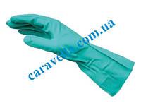 Химически стойкие нитриловые перчатки L, код 089943509