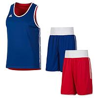 Двухсторонняя боксерская форма adidas, фото 1