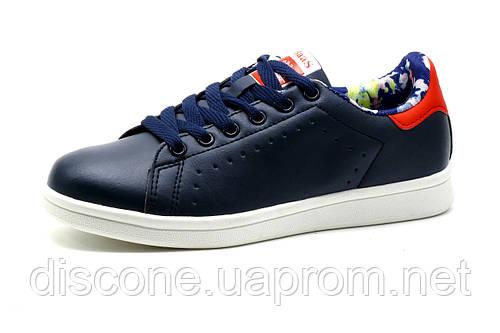 Кроссовки женские / подростковые BaaS Classic Stile, синие