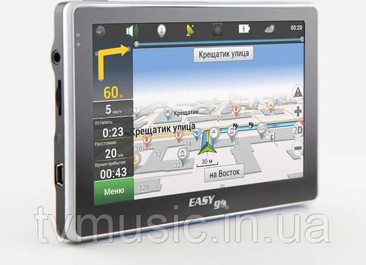 GPS навигатор EasyGo 555
