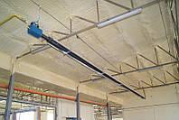 Обслуживание газовых(трубных) инфракрасных нагревателей
