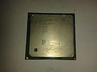 Процессор Intel Celeron 2.66Ghz/256/533, SL7KZ, PHILIPPINES, s478