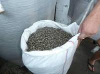 Топливные гранулированные брикеты в мешках