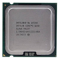 Процессор Intel Core 2 Quad Q9300 2.5GHz/6M/1333, s775, tray