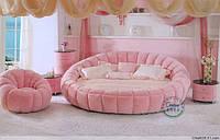 Кругле Ліжко Перлина, фото 1