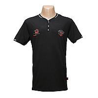 Мужская стрейчевая футболка пр-во Турция H2106