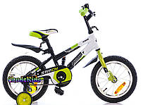 "Детский велосипед Azimut Stitch Premium-16"""