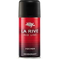 Мужской дезодорант DEO LA RIVE RED LINE, 150 мл 5159