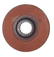50-3502040-АДиск тормозной с накладками МТЗ ЮМЗ