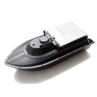 RC радиоуправляемая модель лодки для рыбаков со встроенным эхолотом с функцией доставкой прикормки