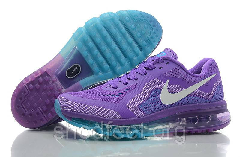 Женские кроссовки Nike Air Max 2014 Purple