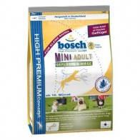 Bosch Mini Adult Poultry & Millet (для собак мелких пород, птица зерновые)