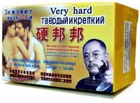 ТВЁРДЫЙ И КРЕПКИЙ (Very hard) потенция, профилактика простаты, лечение импотенции, купить в Украине