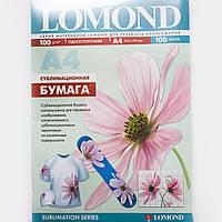 Бумага сублимационная Lomond