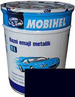"50411 Автоэмаль базовая ""металлик"" Helios Mobihel ""Тайфун"", 1л"