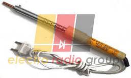 Паяльник ЭПСН 65W/220v Деревянная ручка, производство Украина