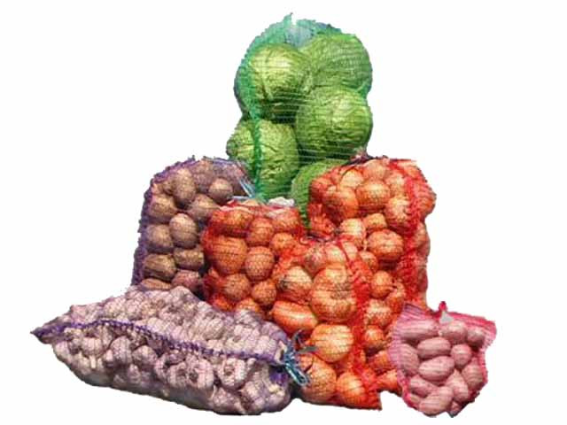 Сетки и мешки для овощей