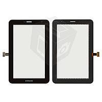 Touchscreen (сенсорный экран) для Samsung Tab 2 P3100, P3110, версия 3G, черный, оригинал