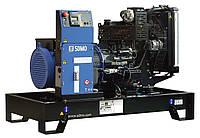 Трехфазный дизельный генератор SDMO T 44 K (35,2 кВт)